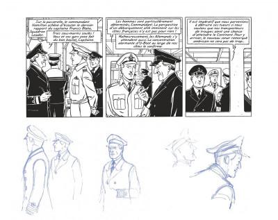 Page 5 Blake et Mortimer - tirage de tête tome 23
