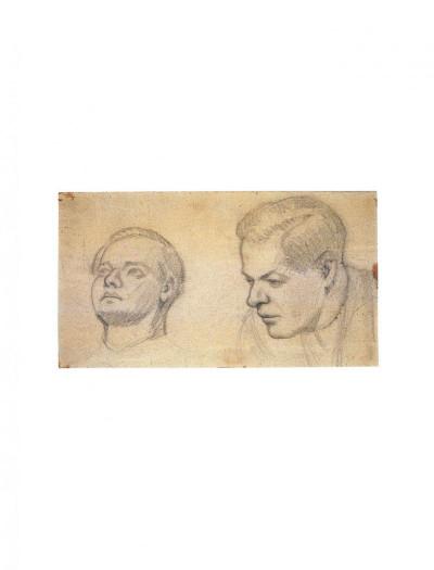 Page 5 autour de Blake & Mortimer tome 6 - Jacobs 329 dessins