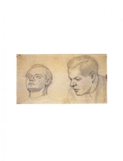 Page 6 autour de Blake & Mortimer tome 6 - Jacobs 329 dessins