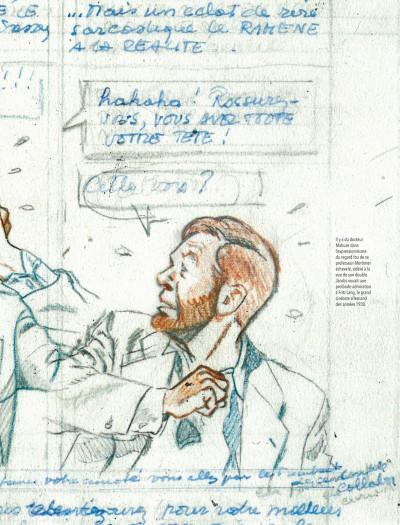 Page 2 Blake & Mortimer intégrale - Les 3 formules du professeur Satô