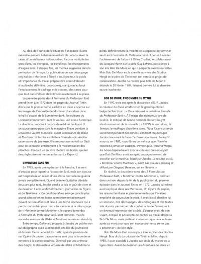 Page 4 Blake & Mortimer intégrale - Les 3 formules du professeur Satô