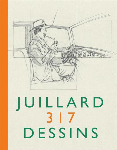 Couverture Juillard 317 dessins
