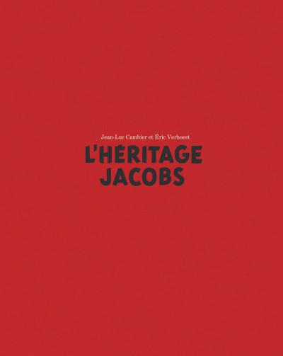 Page 4 L'héritage Jacobs