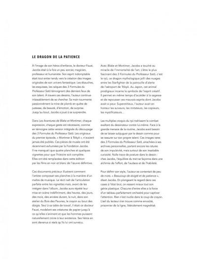 Page 2 Les 3 formules du professeur Satô - Le découpage