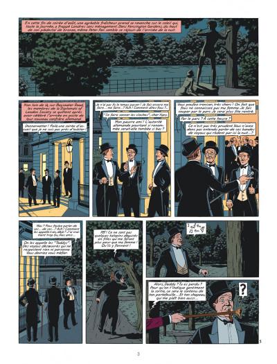 Page 2 Blake et Mortimer tome 24 - Le testament de William S.