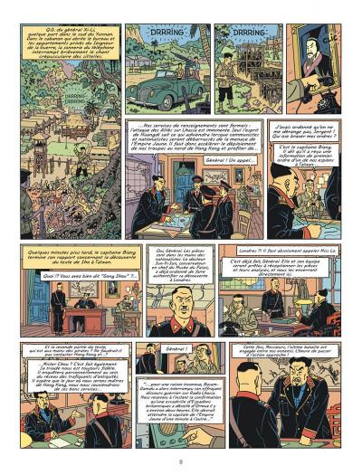 Page 9 Blake et Mortimer tome 25 - La vallée des immortels I