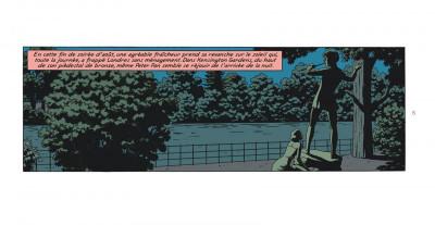 Page 4 Blake et Mortimer - version strips tome 24 - Le testament de William S.
