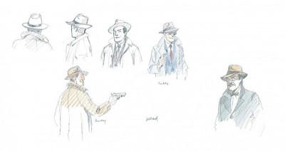 Page 3 Blake et Mortimer - édition de luxe tome 24 - Le testament de William S.