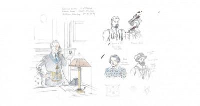 Page 9 Blake et Mortimer - édition de luxe tome 24 - Le testament de William S.