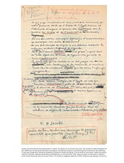 Page 2 Blake et Mortimer tome 4 - Le mystère de la grande pyramide I (version journal Tintin)