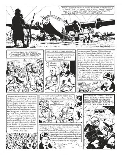 Page 8 Blake et Mortimer - intégrale tome 1
