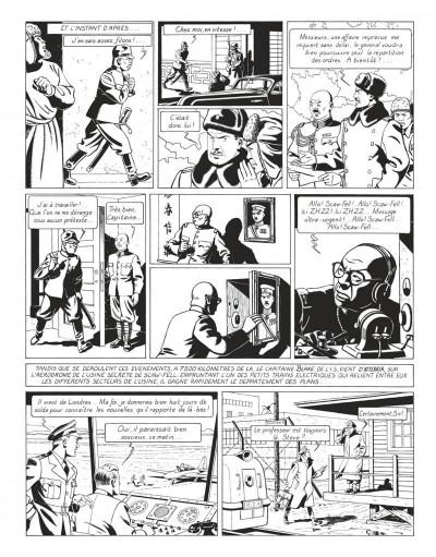 Page 9 Blake et Mortimer - intégrale tome 1