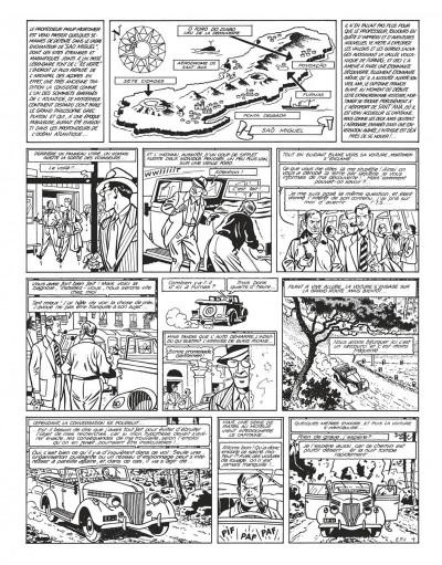 Page 7 Blake et Mortimer - intégrale tome 2