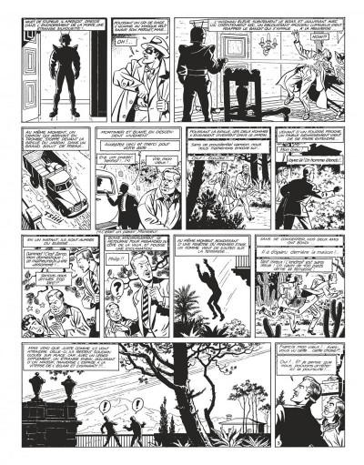 Page 9 Blake et Mortimer - intégrale tome 2
