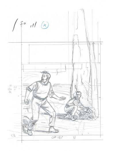 Page 1 Blake et Mortimer - édition bibliophile tome 13 - L'affaire Francis Blake