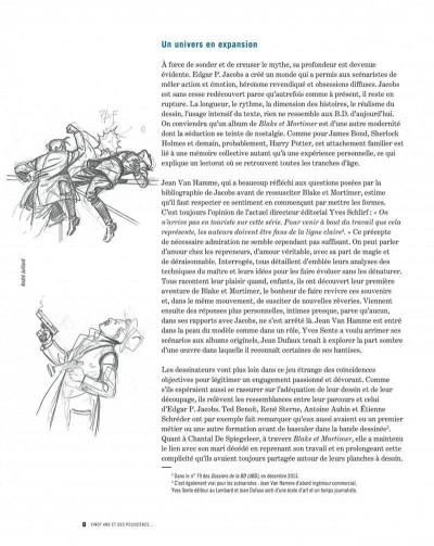 Page 8 L'héritage Jacobs (édition augmentée)