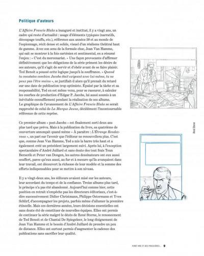 Page 9 L'héritage Jacobs (édition augmentée)