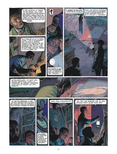 Page 0 Blake et Mortimer - Le dernier pharaon