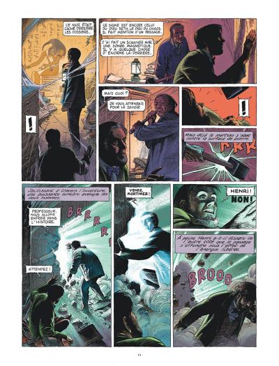Page 1 Blake et Mortimer - Le dernier pharaon