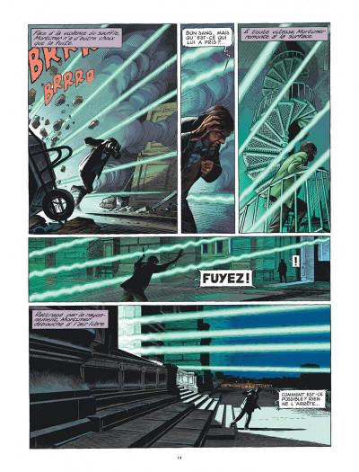 Page 2 Blake et Mortimer - Le dernier pharaon