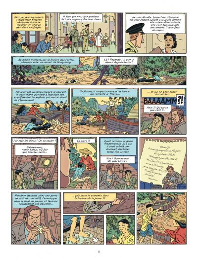 Page 6 Blake et Mortimer tome 26