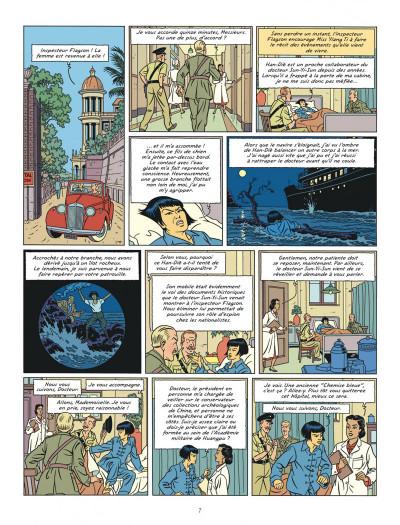 Page 7 Blake et Mortimer tome 26