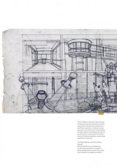 Page 4 Scientifiction - Blake et Mortimer - Au musée des arts et métiers