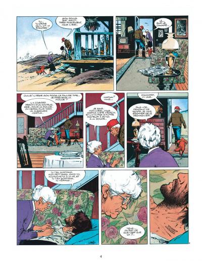 Page 4 xiii tome 1 - le jour du soleil noir