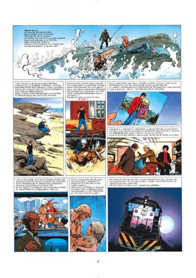 Page 1 xiii tome 2 - là où va l'indien