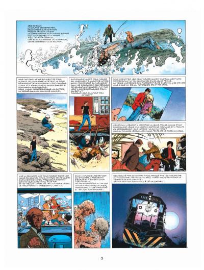 Page 3 xiii tome 2 - là où va l'indien