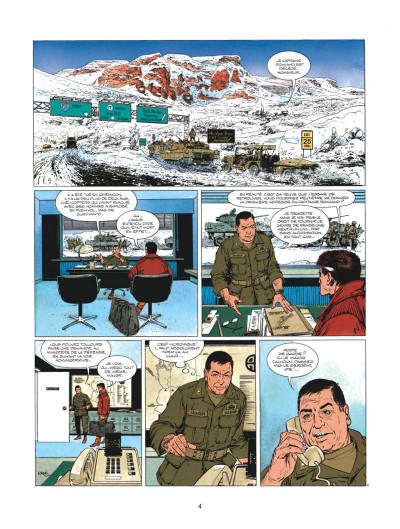Page 4 xiii tome 2 - là où va l'indien