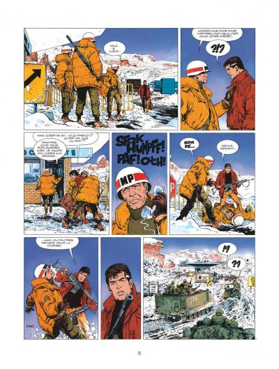Page 5 xiii tome 2 - là où va l'indien