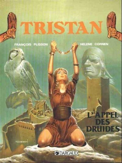 Couverture Tristan le ménestrel tome 3 - l'appel des druides