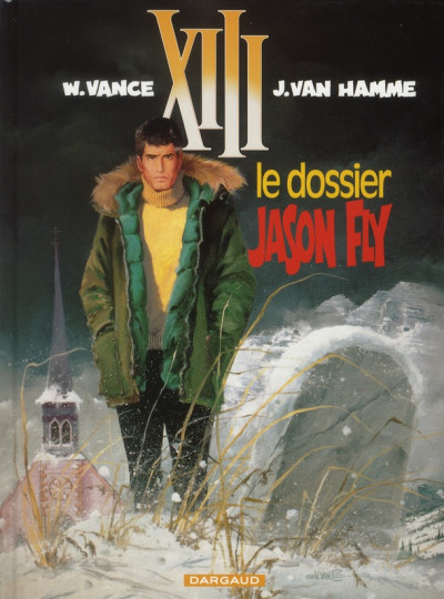 Couverture xiii tome 6 - le dossier jason fly