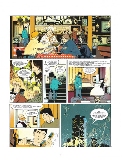 Page 4 xiii tome 6 - le dossier jason fly