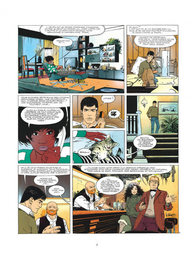 Page 5 xiii tome 6 - le dossier jason fly
