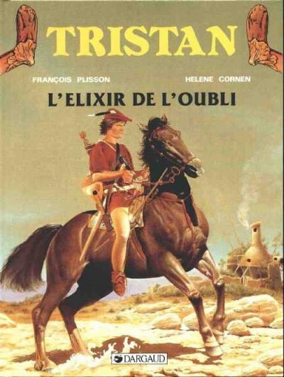 Couverture Tristan le ménéstrel tome 4 - l'elixir de l'oubli
