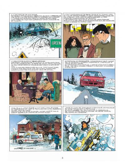 Page 3 xiii tome 7 - la nuit du 3 août