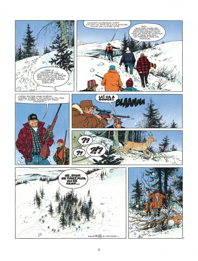 Page 5 xiii tome 7 - la nuit du 3 août