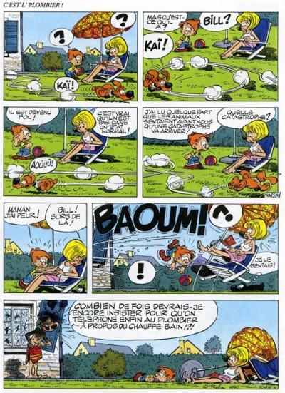 Boule Et Bill Tome 26 Faut Rigoler - Bdfuguecom-4109