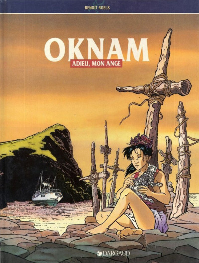 image de Oknam tome 1 - adieu mon ange