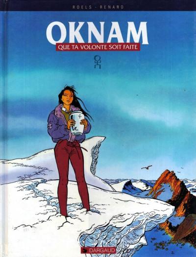 image de Oknam tome 2 - que ta volonté soit faite