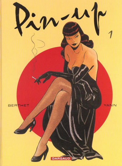 Couverture Pin-up tome 1