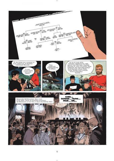 Page 1 xiii tome 11 - trois montres d'argent