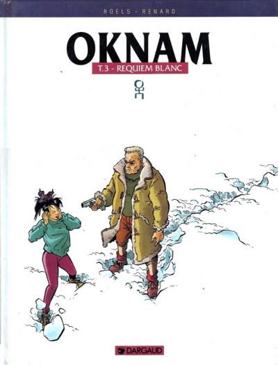 image de Oknam tome 3 - requiem blanc