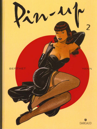 Couverture Pin-up tome 2
