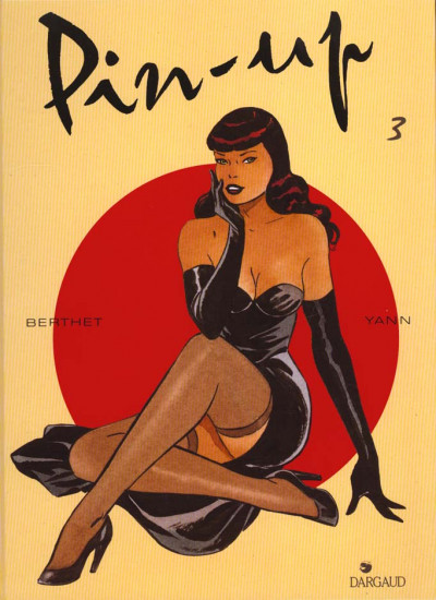 Couverture Pin-up tome 3