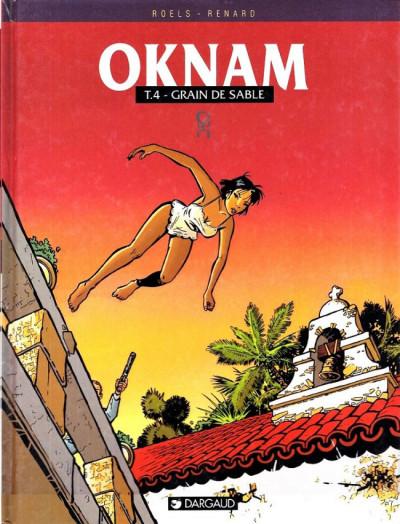 image de Oknam tome 4 - le grain de sable