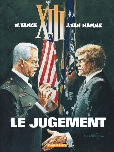 Couverture xiii tome 12 - le jugement