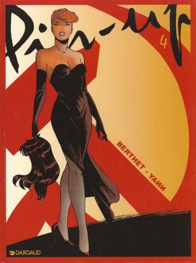 Couverture Pin-up tome 4